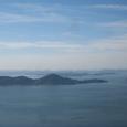 屋島から瀬戸内海を望む
